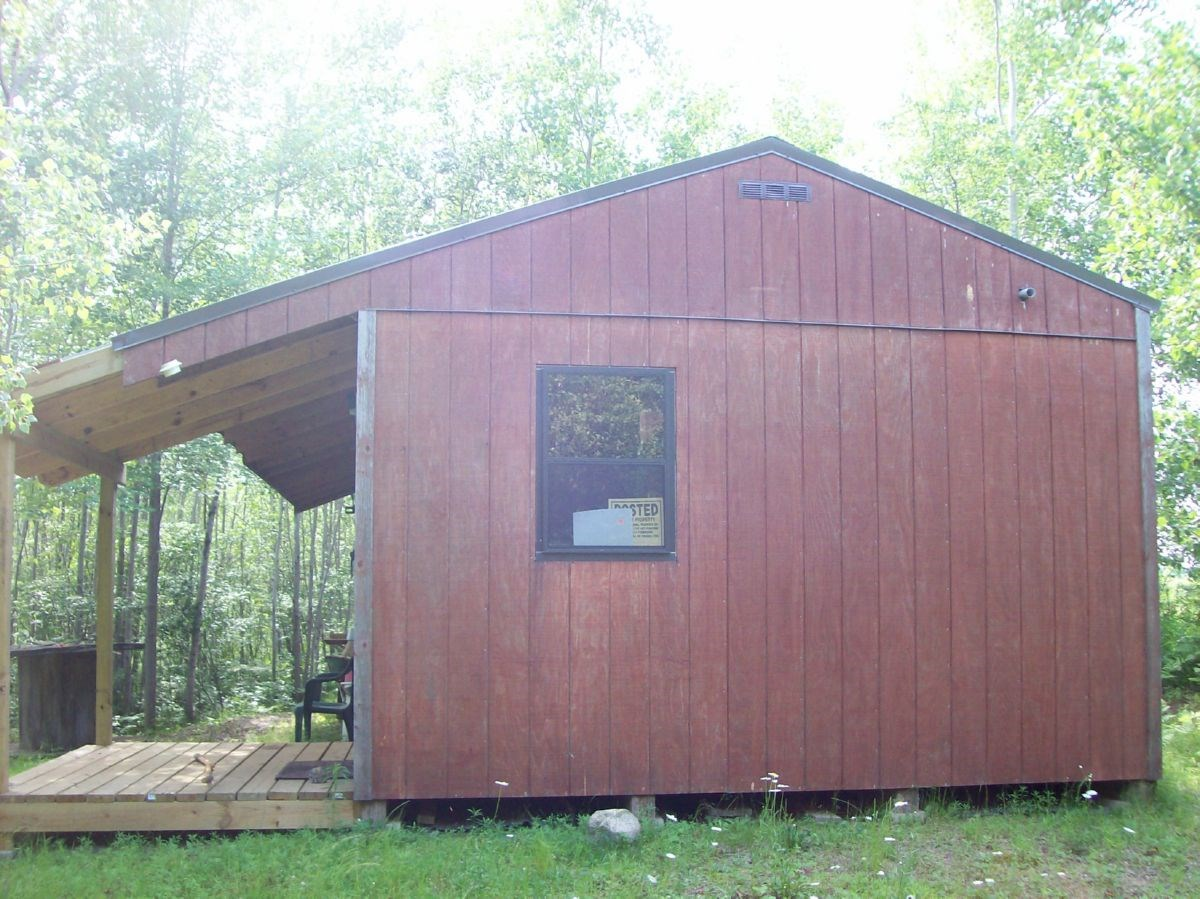 Northern Wisconsin Hunting Cabin Taylor County Wisconsin