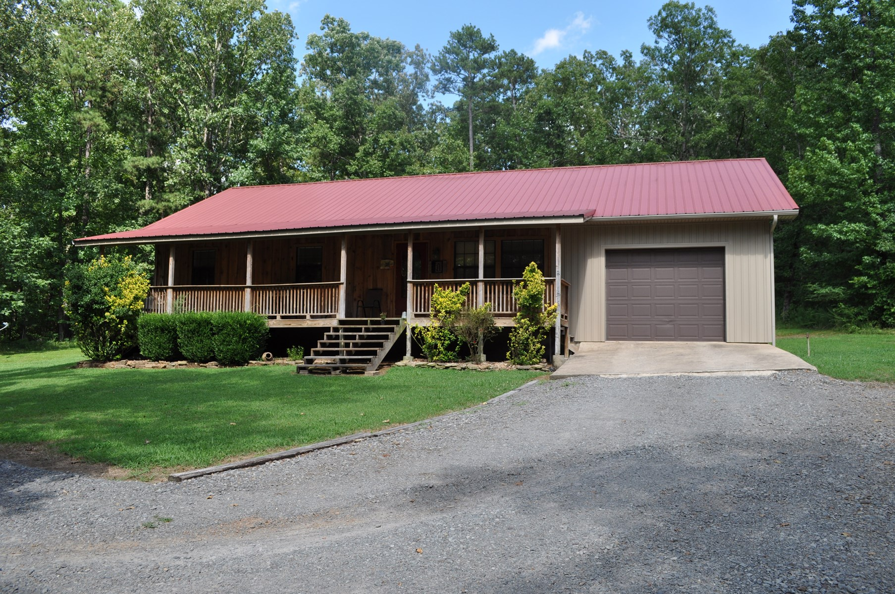 Beautiful Country Home close to Greers Ferry Lake For Sale!!