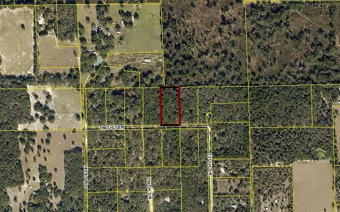 Affordable 4 acres in Big Oaks Subdivision