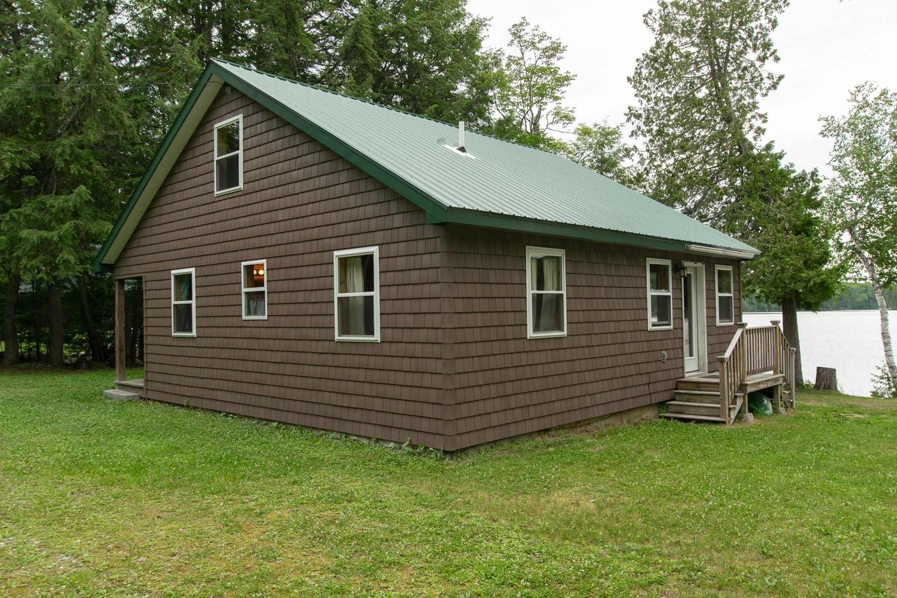 East Grand Lake Camp for Sale | Maine Real Estate