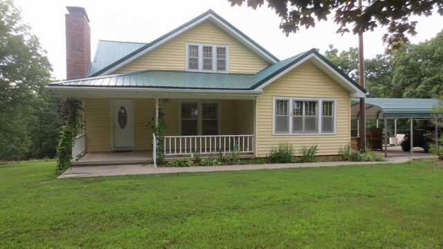 Beautiful Setting For This Home, Acreage, Pond and Barn