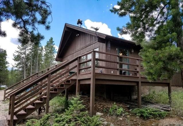 Year Round Northern Colorado Cabin