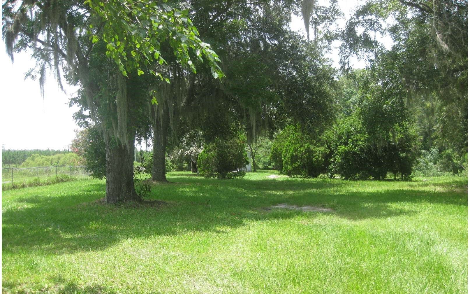 4.5 Acres very beautiful land ready for your mobile home.
