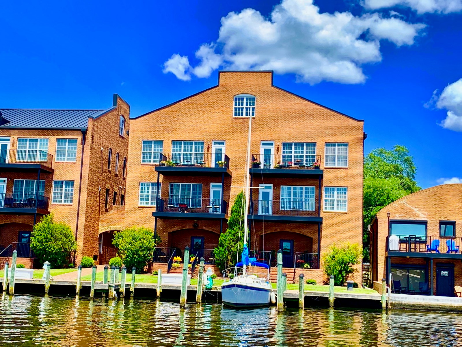 Waterfront condo for sale Washington/Beaufort County NC