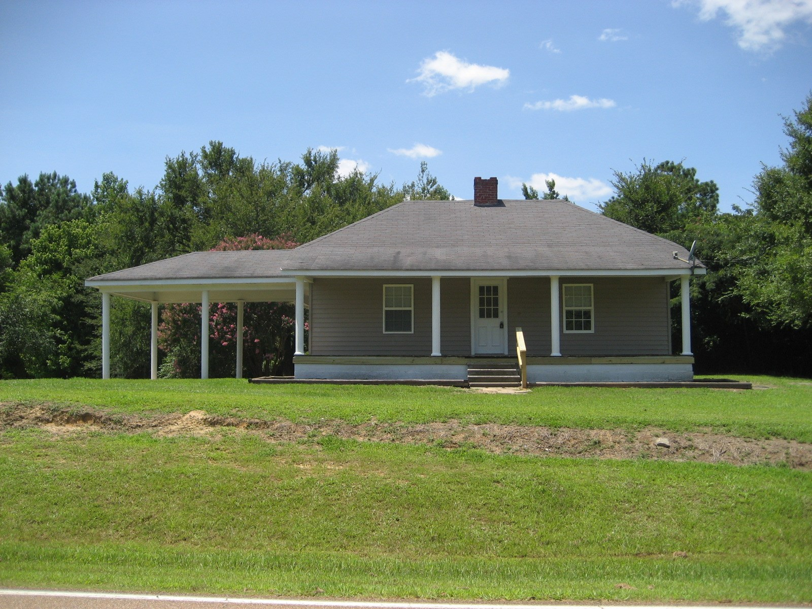 COUNTRY HOME FOR SALE IN ADAMSVILLE, TN - HISTORIC HOME