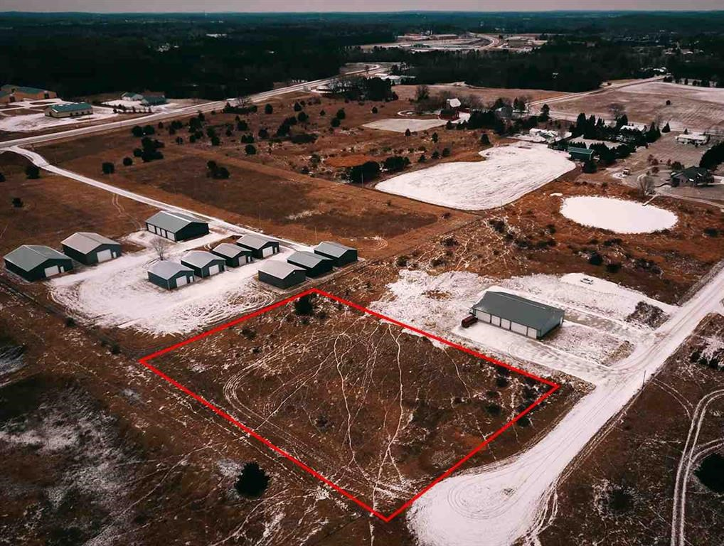 Vacant Land in Waupaca, WI - Commercially Zoned & Buildable