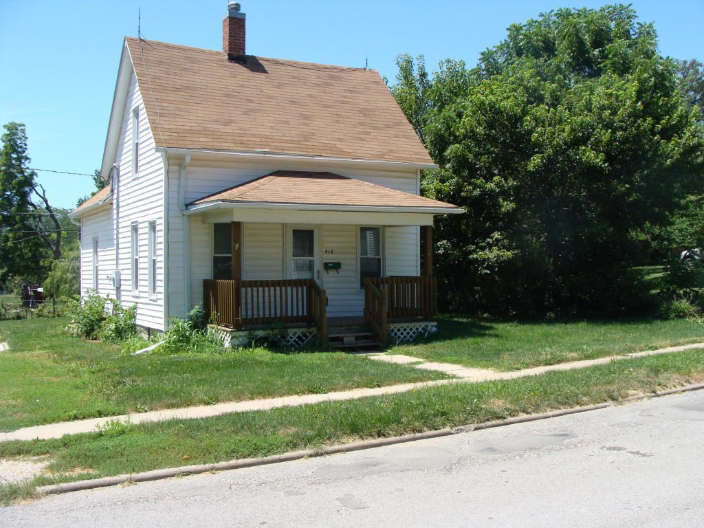 2 BEDROOM, 1 BATHROOM HOME FOR SALE IN MARYVILLE, MISSOURI