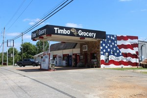 GAS STATION & CONVENIENCE STORE FOR SALE IN STONE COUNTY, AR