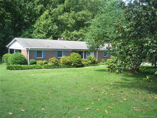 Brick Ranch For Sale in Mint Hill NC
