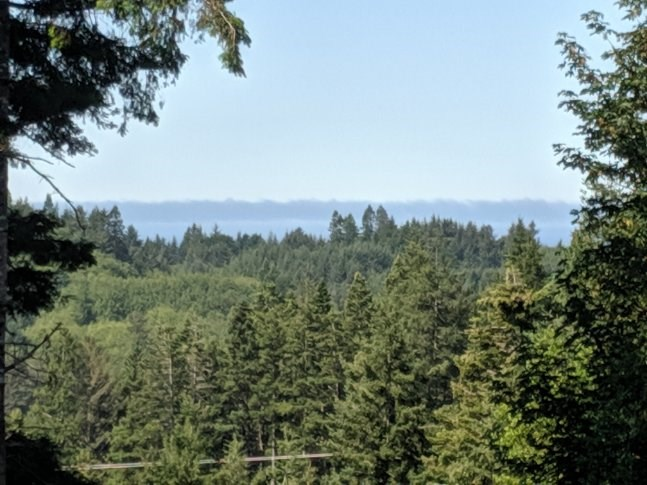 Land for Sale on Southern Oregon Coast with Peak Ocean Views