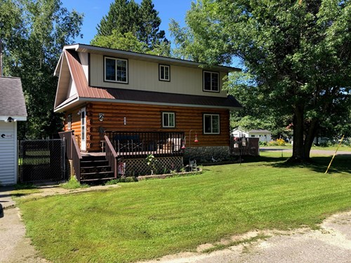 Home in town for sale in Littlefork, MN