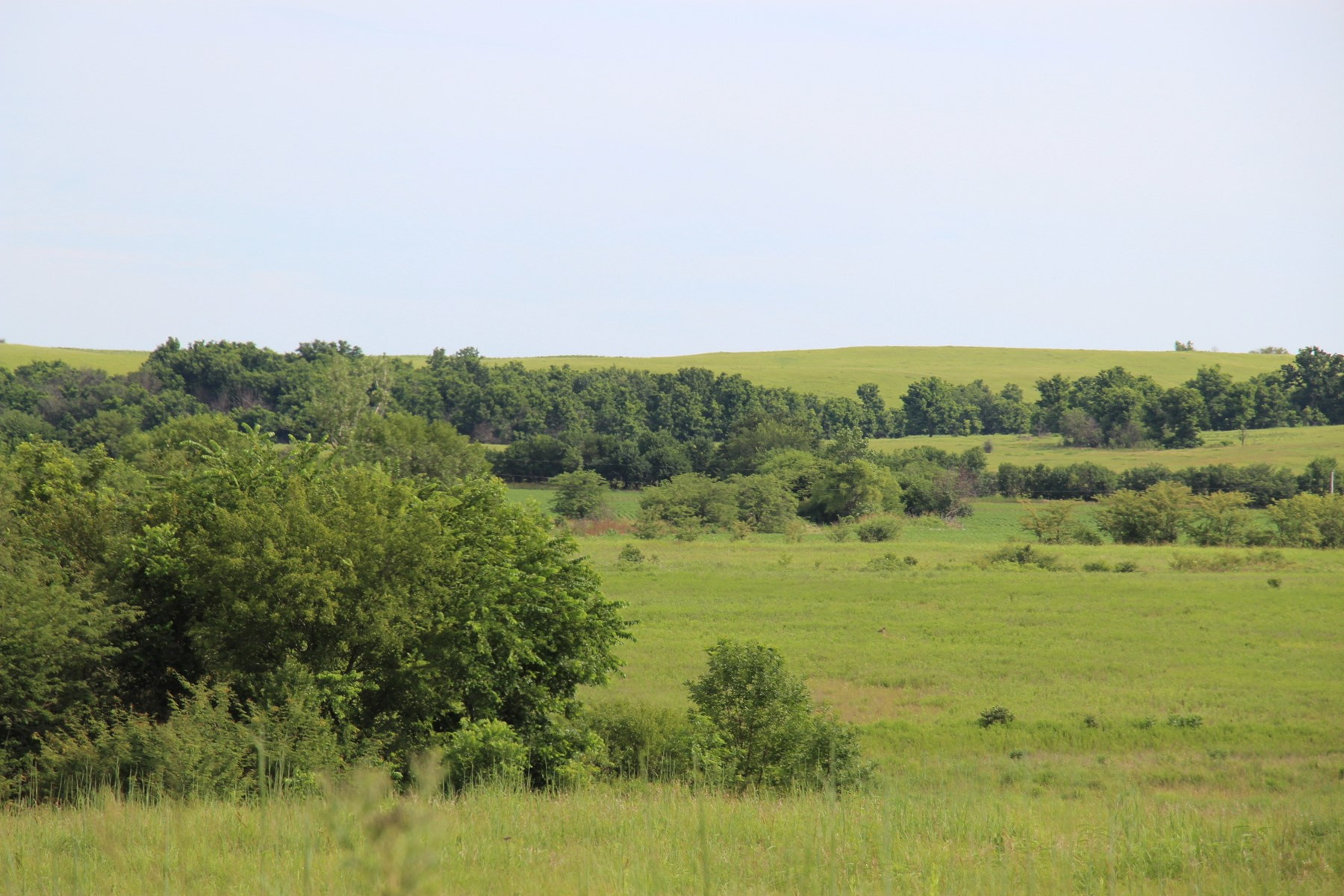 160 Acres Hunting, Pasture, Farm & CRP Land Southeast Kansas