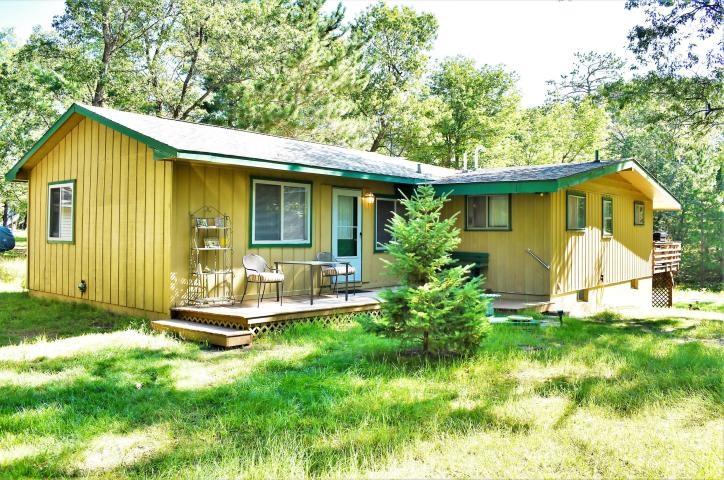 Atlanta, MI Home For Sale Located On Canada Creek Ranch