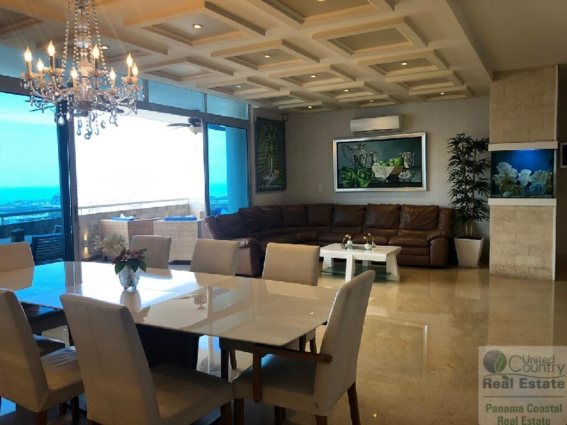 CONDO FOR SALE IN PH TORRE DEL PARQUE PANAMA