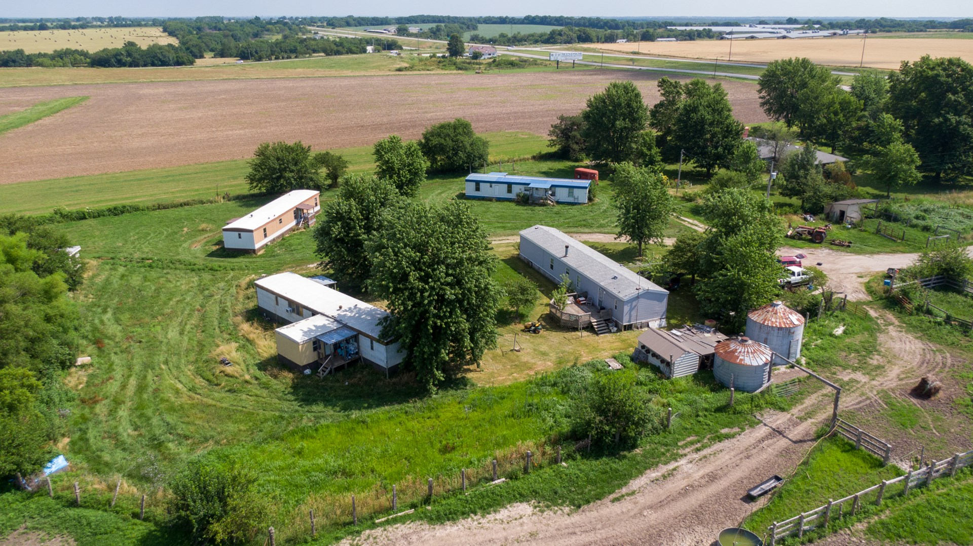 Hobby Farm with Rental Income For Sale
