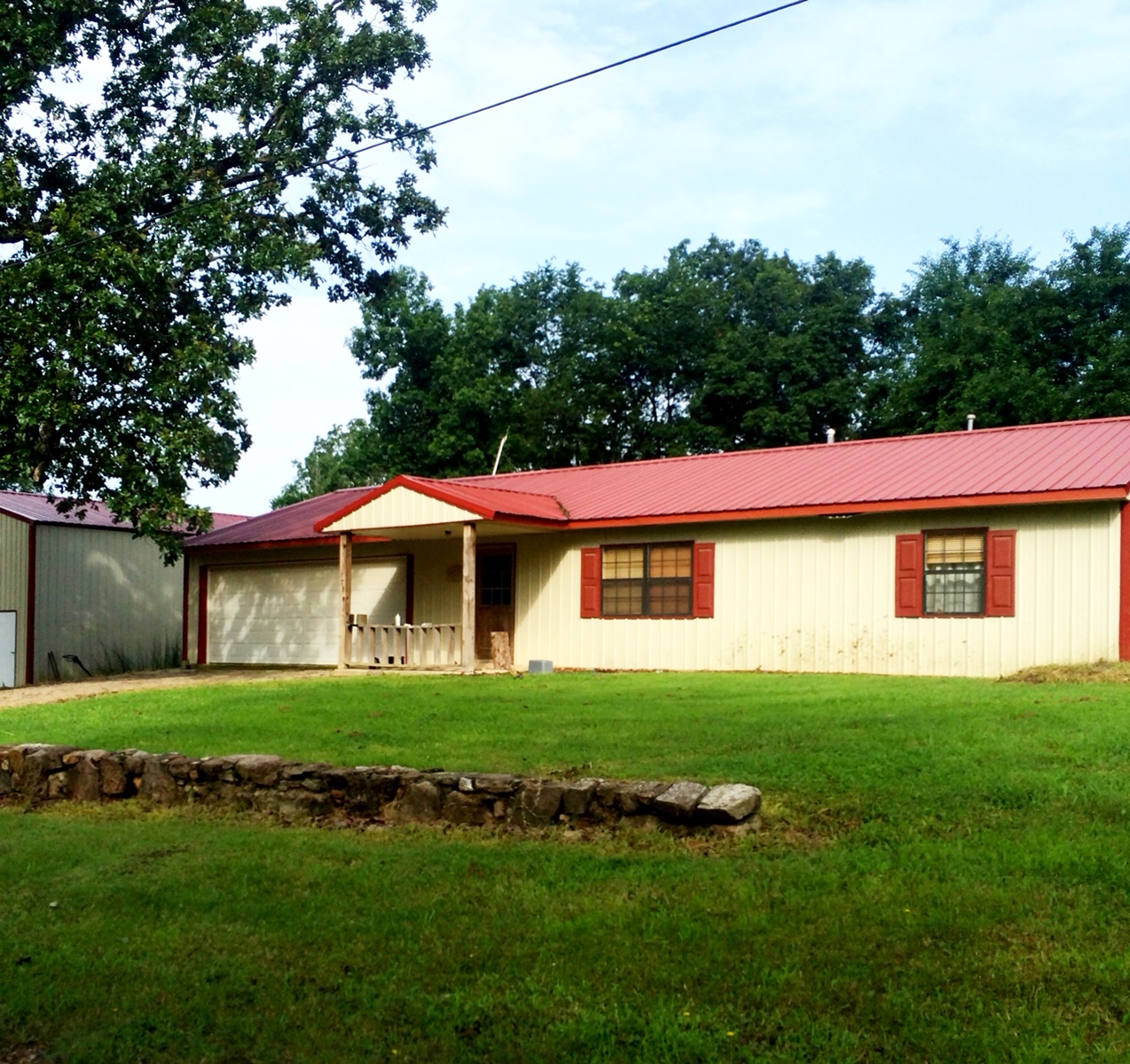 Lawrence County AR Home w/ Acreage For Sale