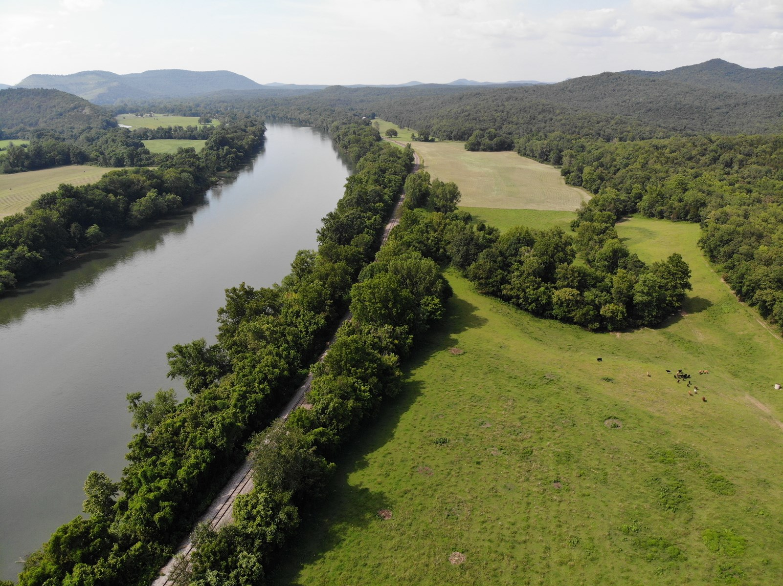 Riverfront Property For Sale Arkansas White River