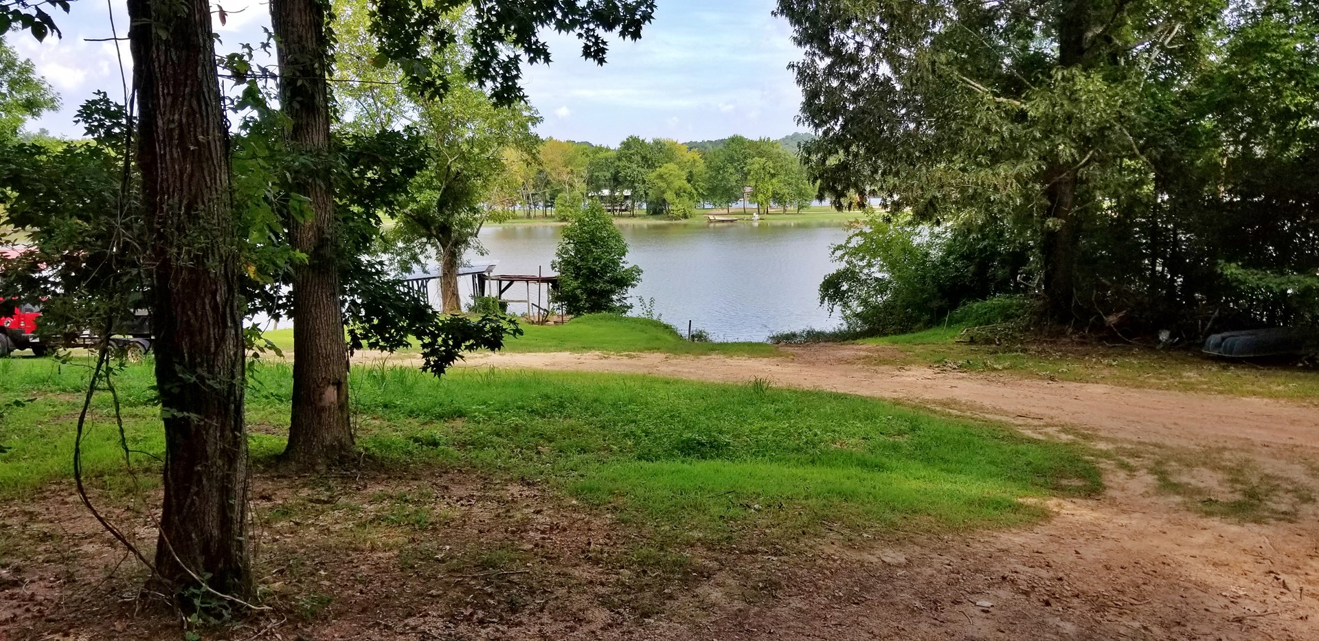 Tennessee Riverfront Lot For Sale