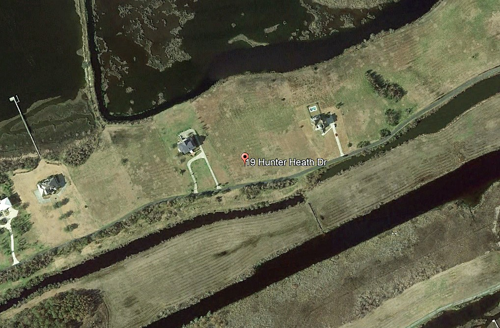 10 Acres on North Topsail Beach for Sale