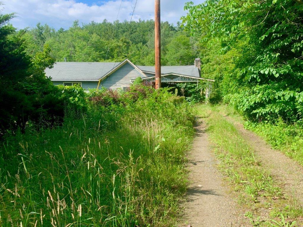Land & Fixer Upper in Willis VA for Sale