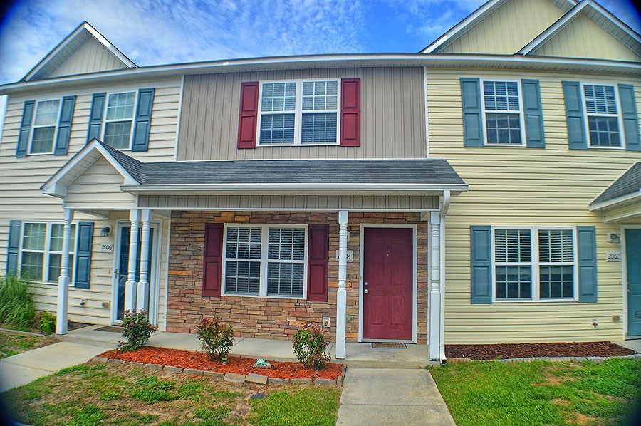 2 Bedroom Townhome for Sale in Jacksonville, NC