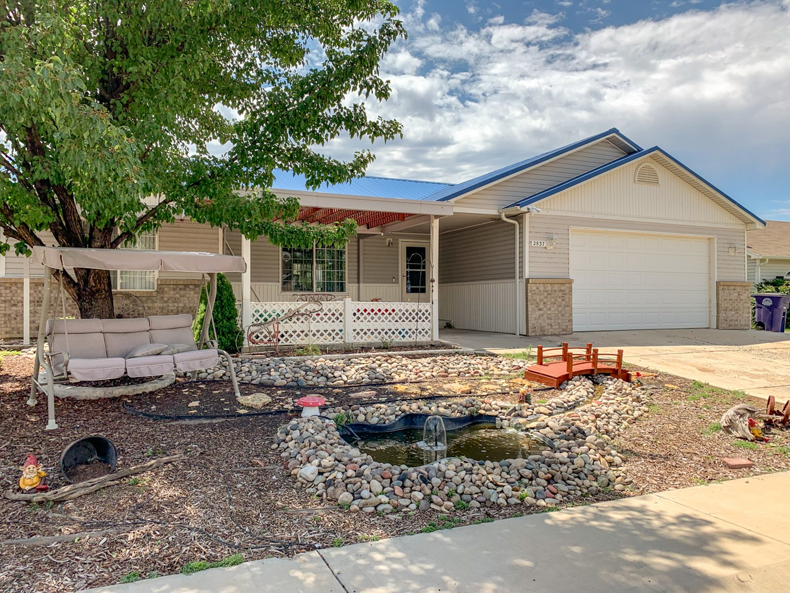 Home for Sale in Grand Junction, with Owned Solar Panels