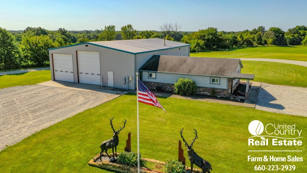 Home & Business opportunity awaits, Pettis County Missouri