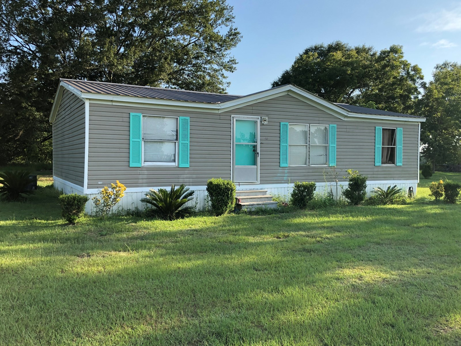 3B/2B MOBILE HOME FOR SALE BLACK, ALABAMA