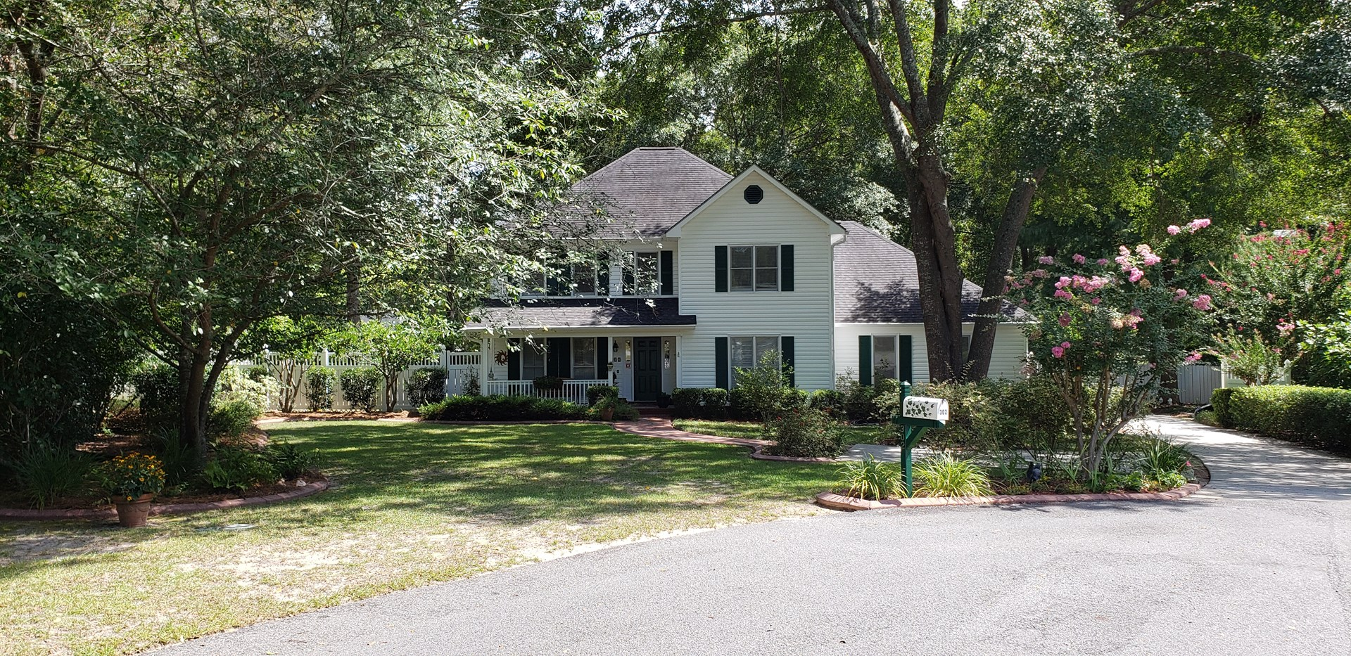4 BR/2.5 BA on Private Cul De Sac in Bulloch County