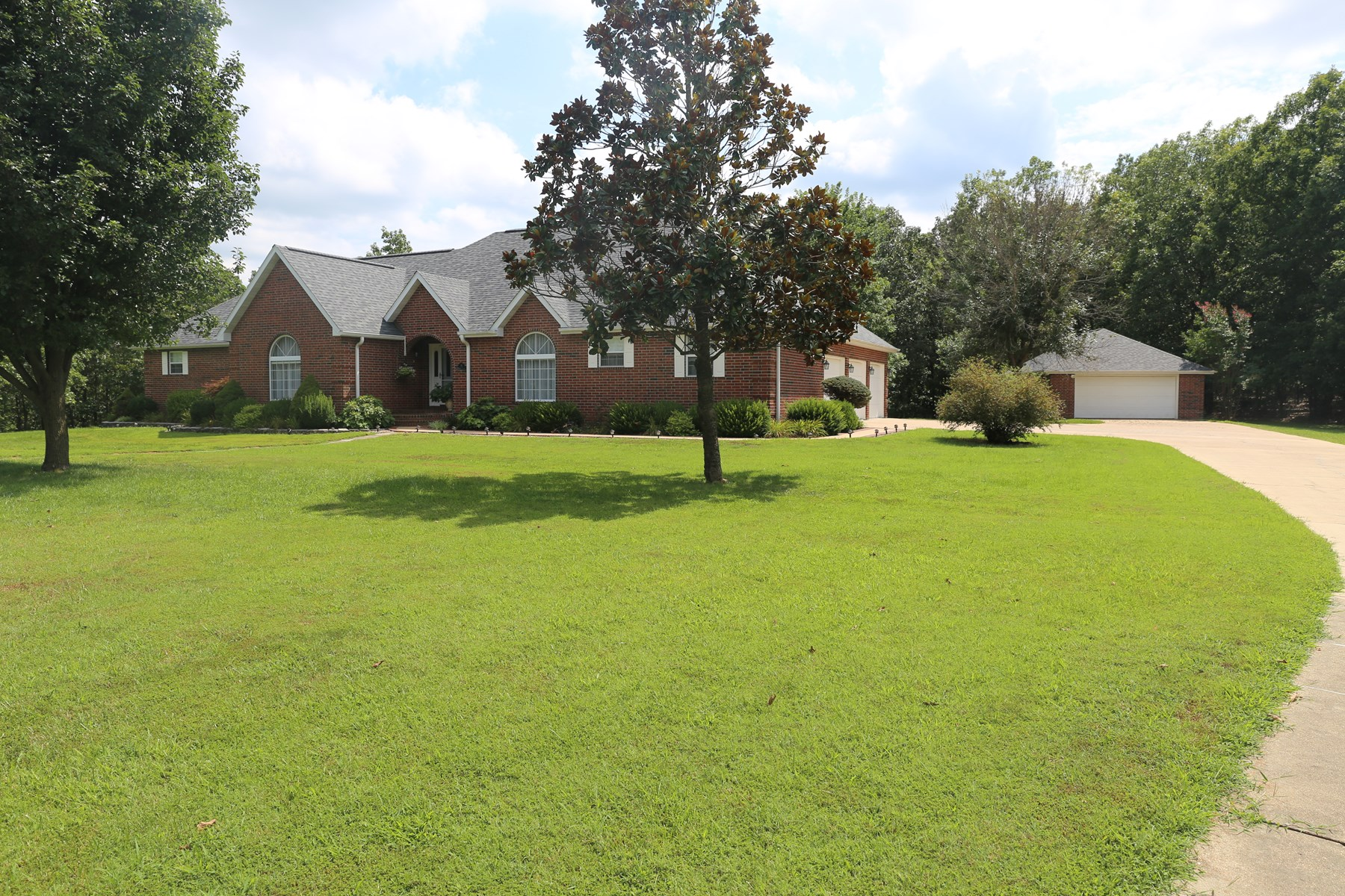 Beautiful Executive Brick Home in Esteemed Subdivision