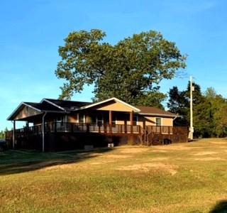 COUNTRY HOME ON NEARLY 12 ACRES - EMINENCE, MISSOURI