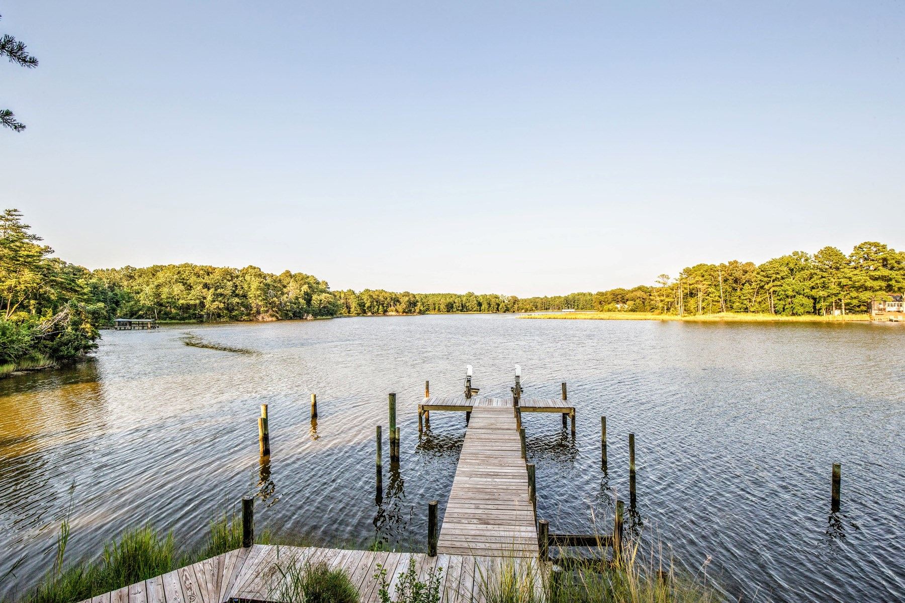 Waterfront Home for Sale by Auction in Farnham, Virginia