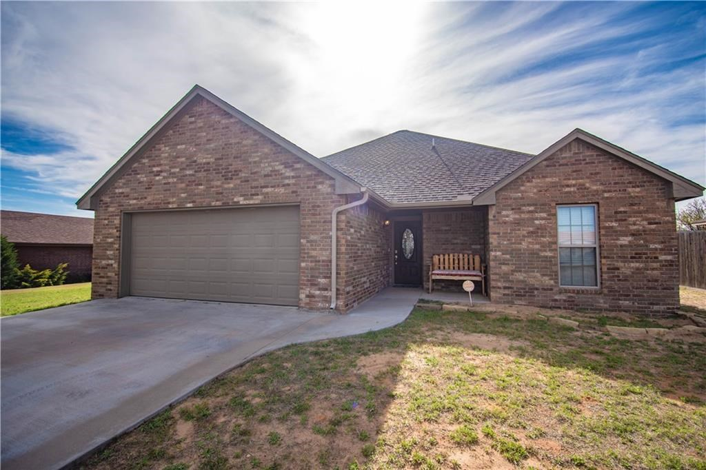 Home For Sale in Western OK