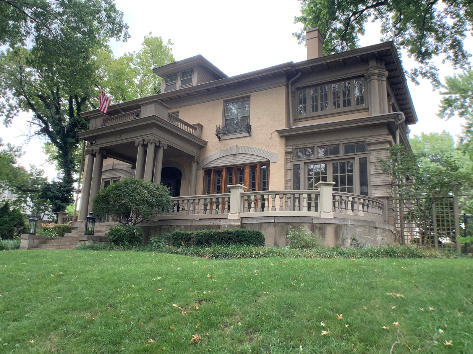 Large Historic Home For Sale Atchison KS