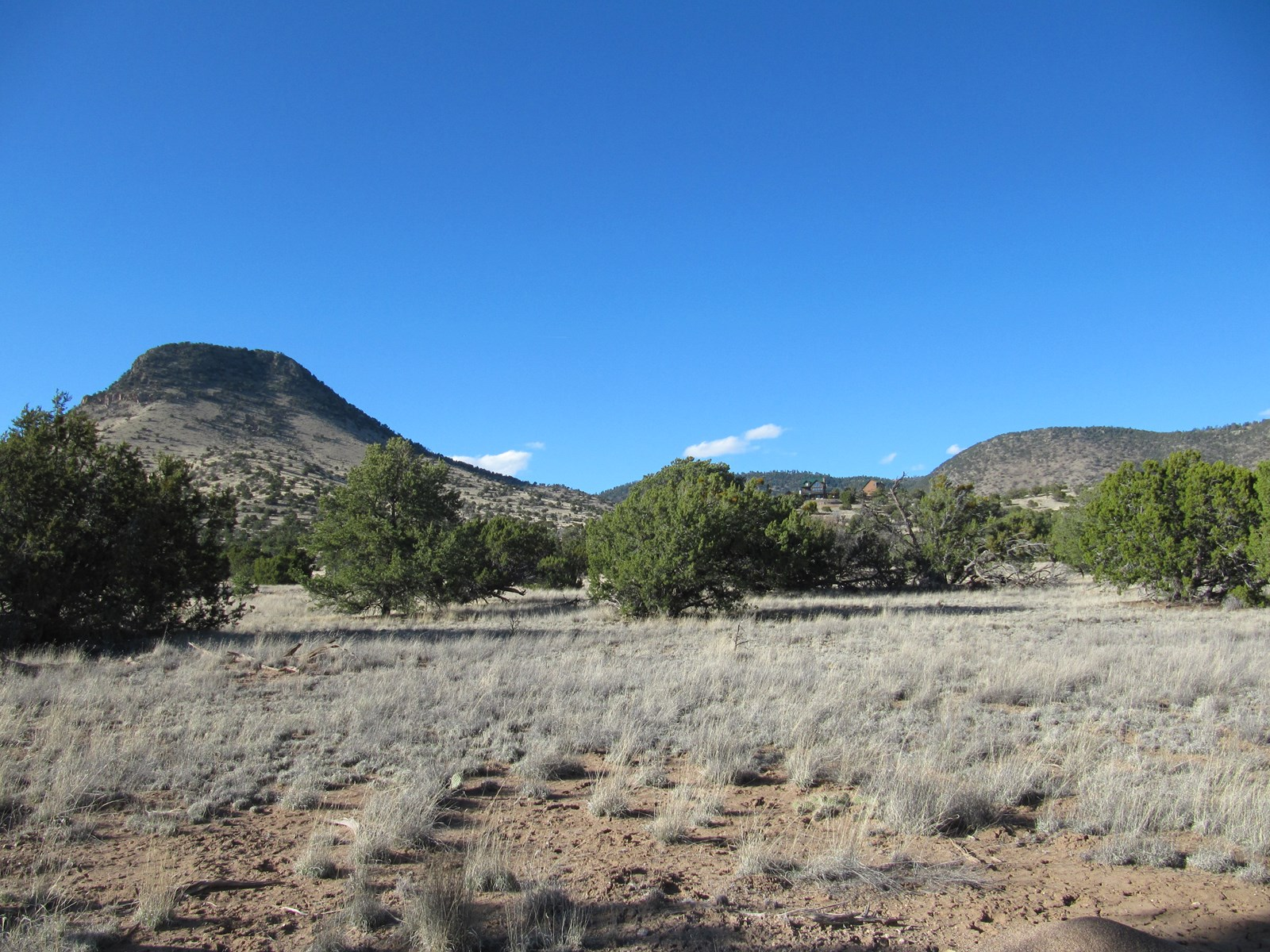 Wonderful views of Sugarloaf Mountain in Southern New Mexico