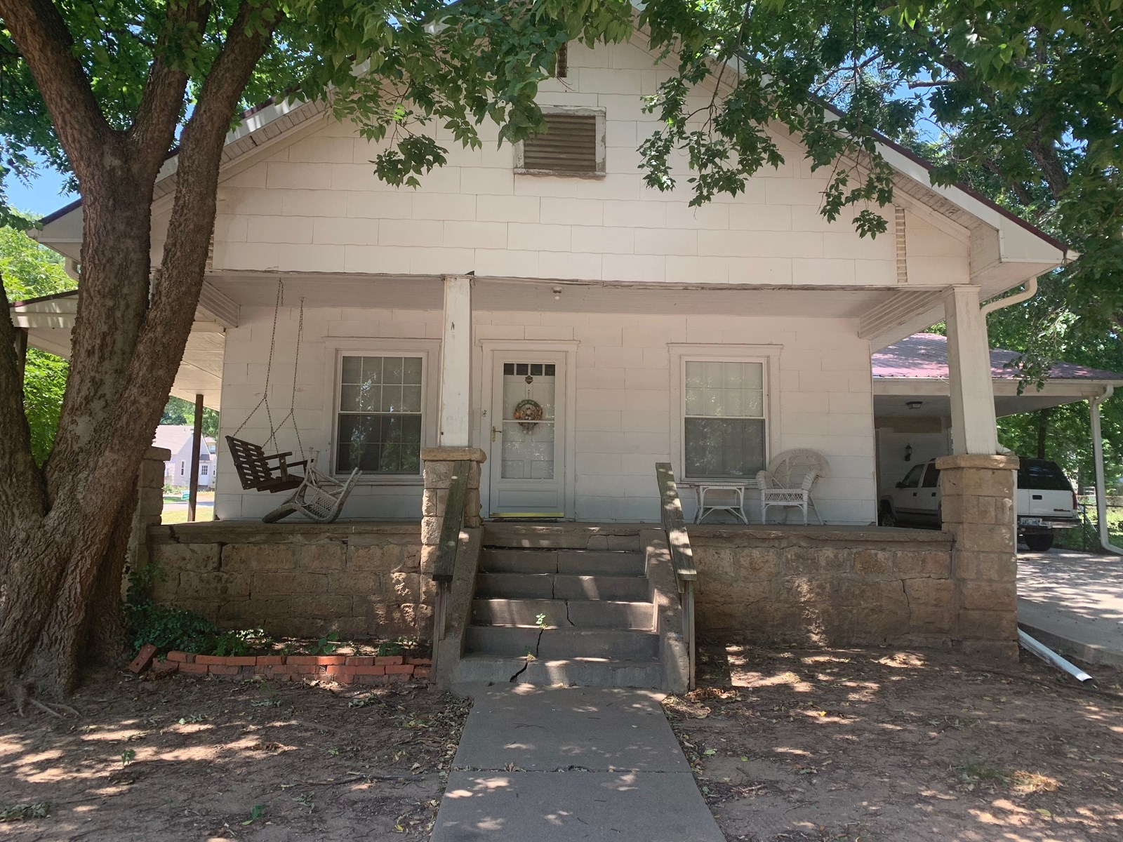 PONCA CITY HOME AND DUPLEX FOR SALE...PACKAGE DEAL