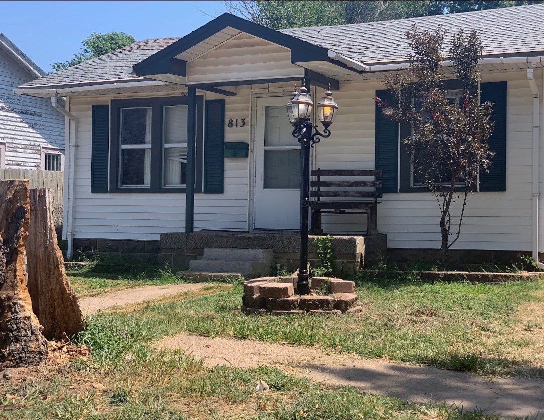 N. CENTRAL OKLA. PONCA CITY HOME FOR SALE