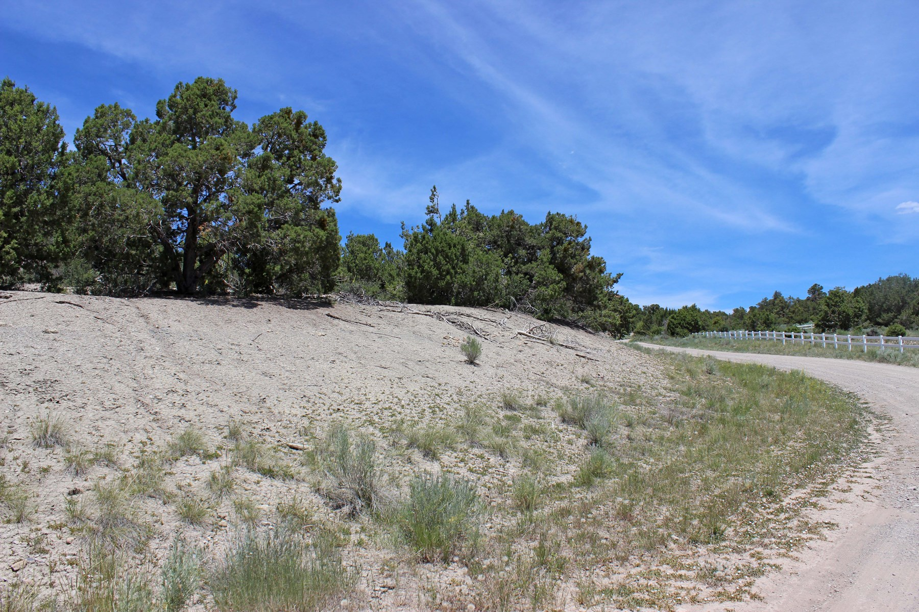 INCREDIBLE views from this developed lot in Mancos, CO