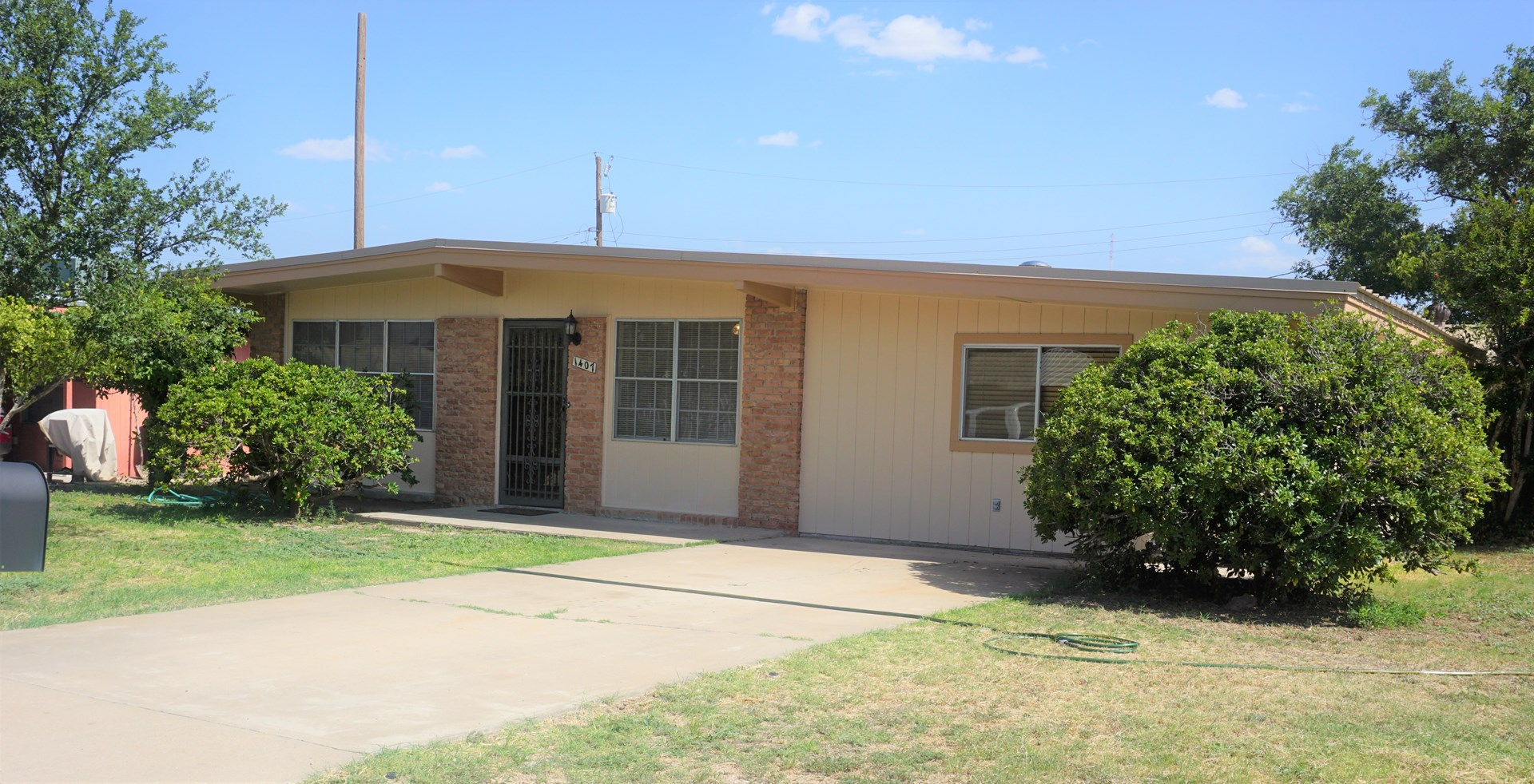1407 W James - For Sale in Fort Stockton, TX