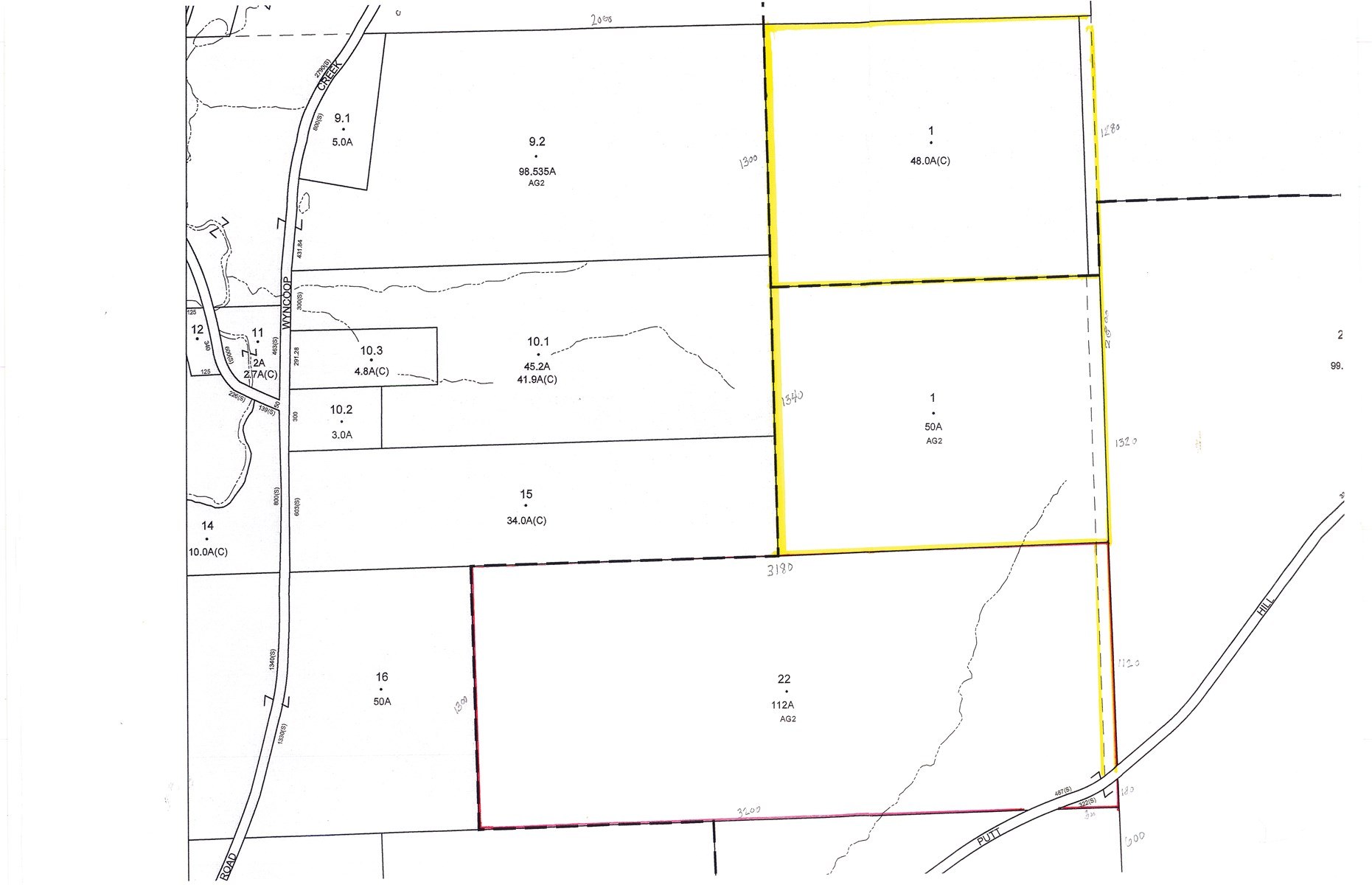 HUNTING, RECREATION & FARMING LAND FOR SALE IN CHEMUNG CO NY