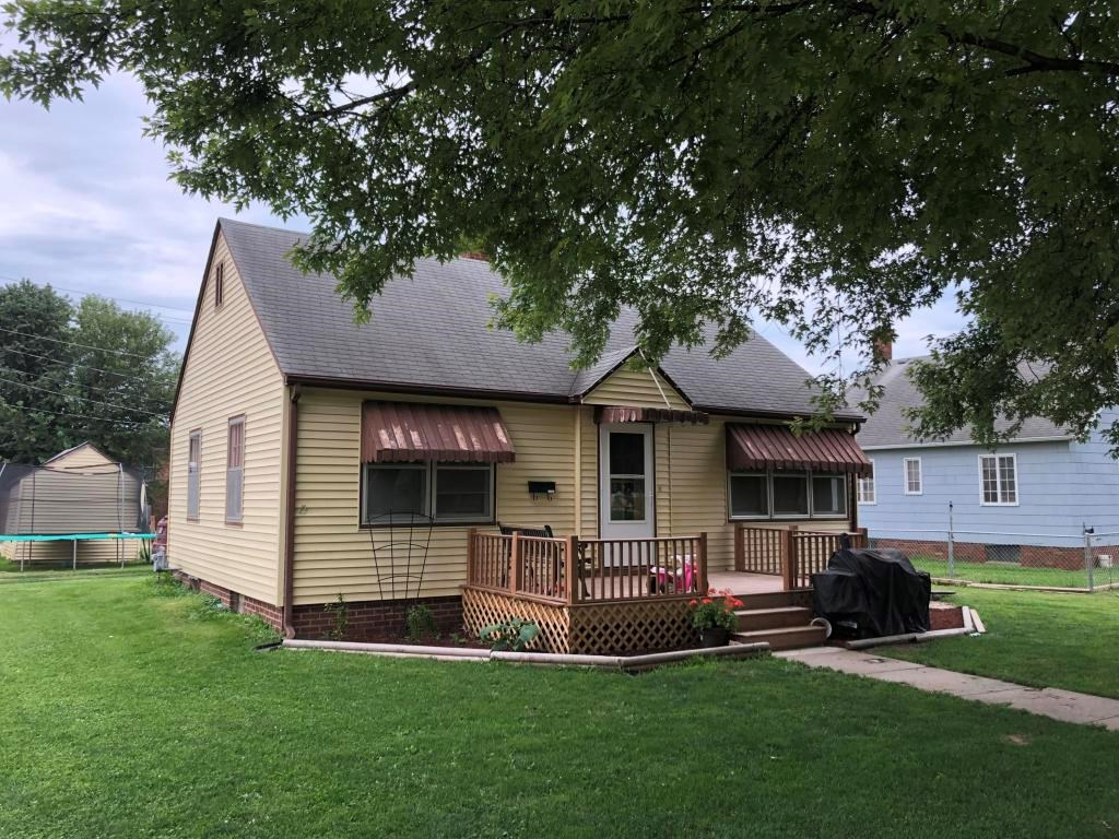 2 BEDROOM, 1 BATHROOM HOME FOR SALE IN ROCK PORT, MO