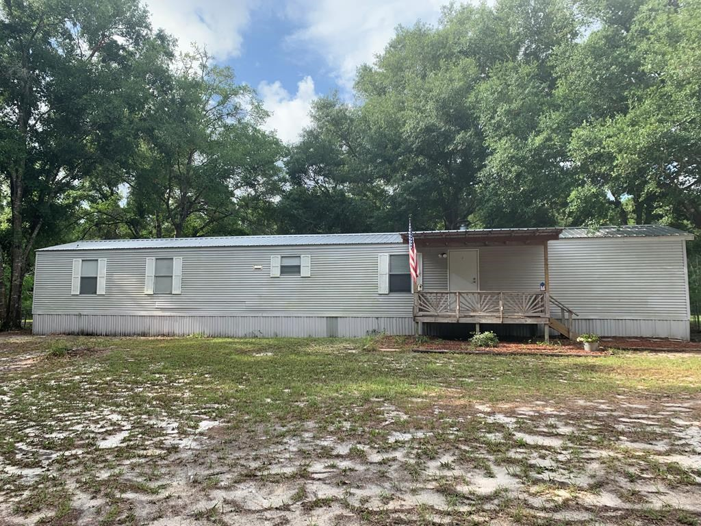 20 Acres w/ 2/2 Mobile home Chiefland, FL