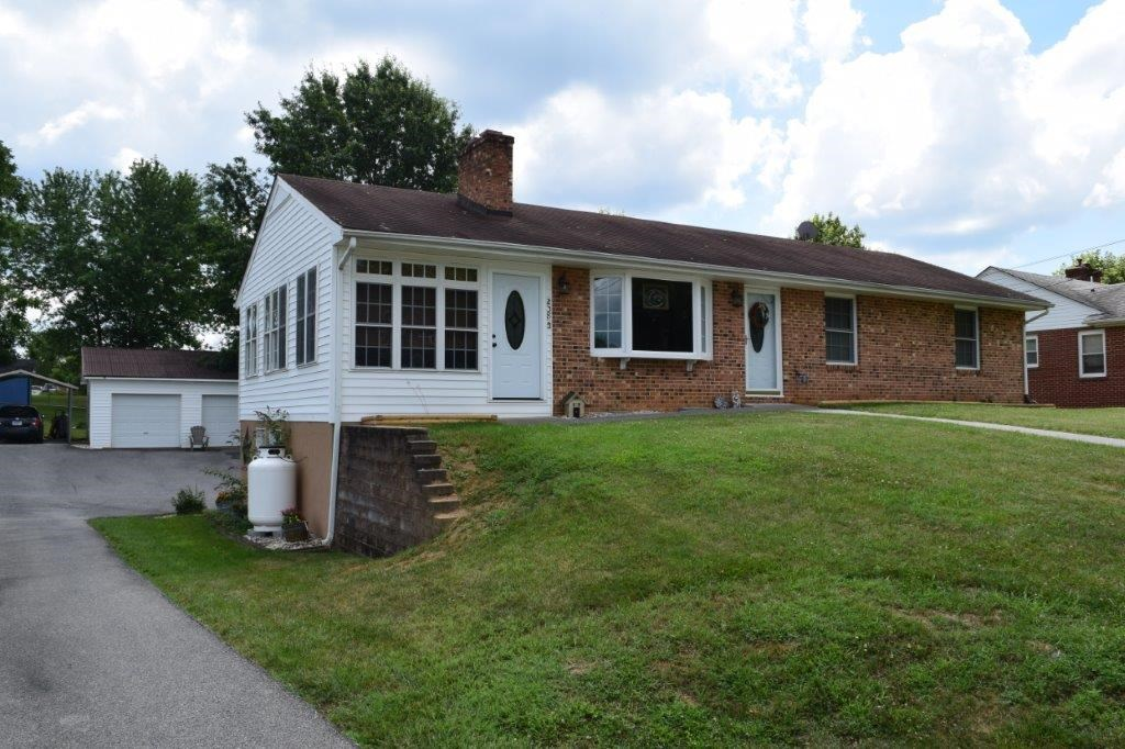 Beautiful Brick Ranch for Sale in Christiansburg VA