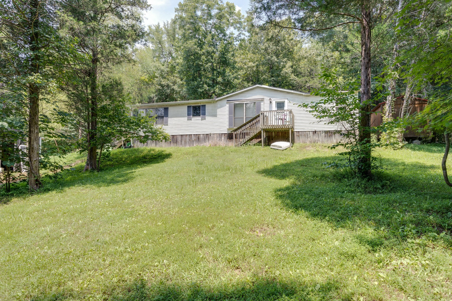 """HUNTER'S HAVEN"" on 68.5 Acres in Culleoka, TN"