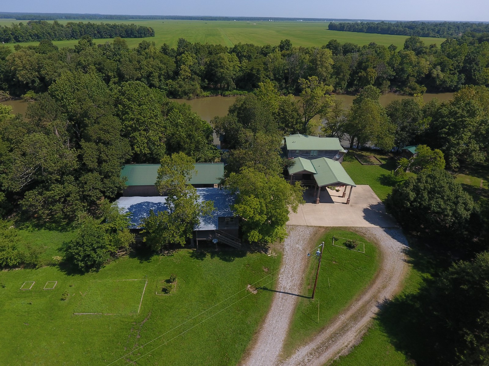 Arkansas Duck Hunting Fishing Lodge For Sale