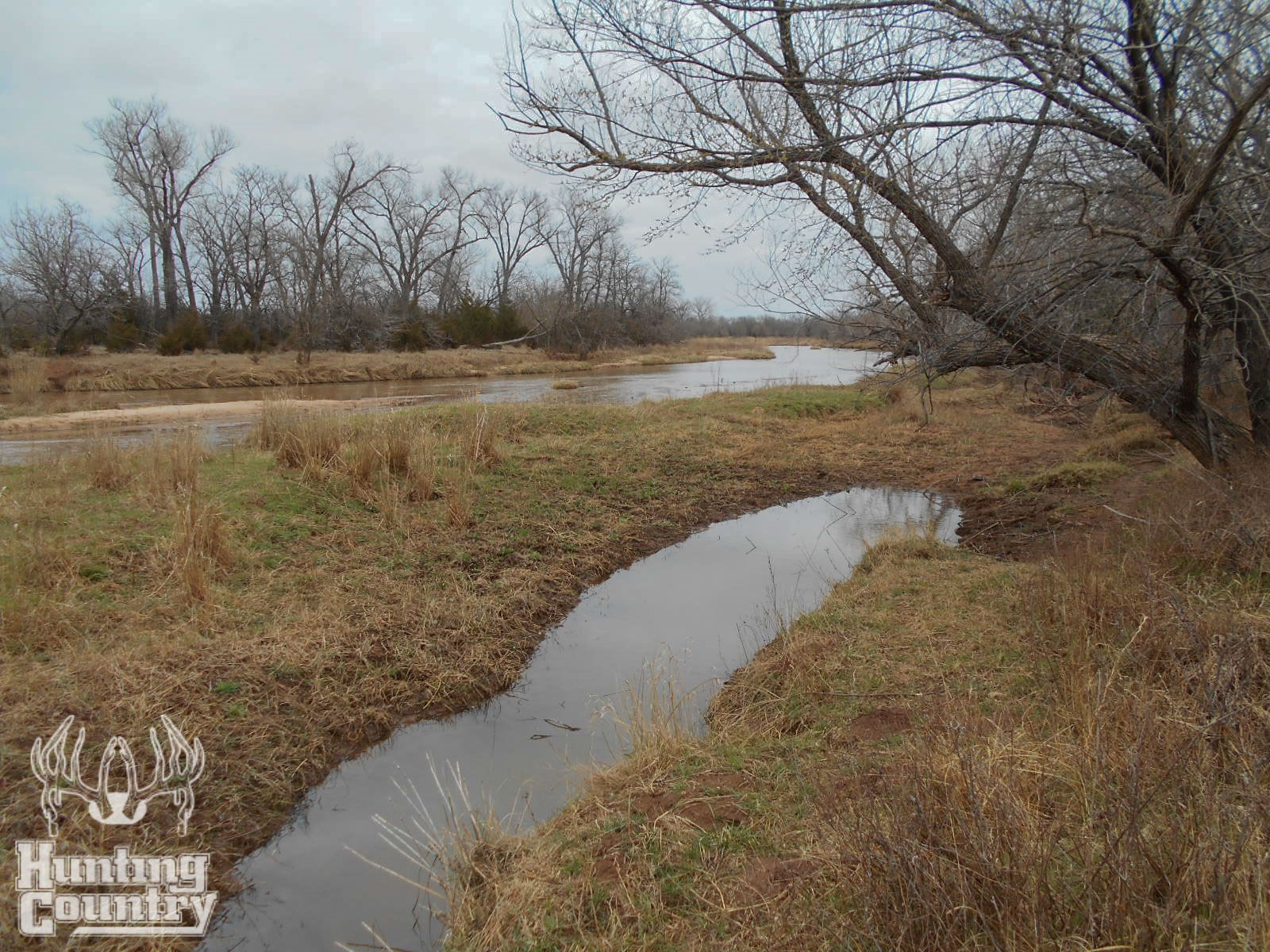 480 acres m/l. BARBER COUNTY KANSAS BOWHUNTING LAND