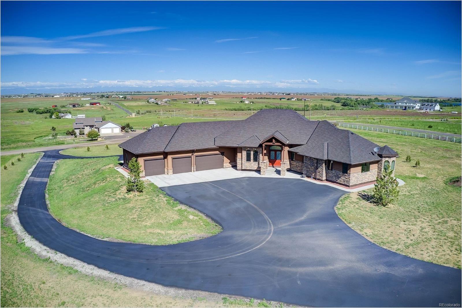 Colorado Luxury Ranch Farm and Recreational  Colorado