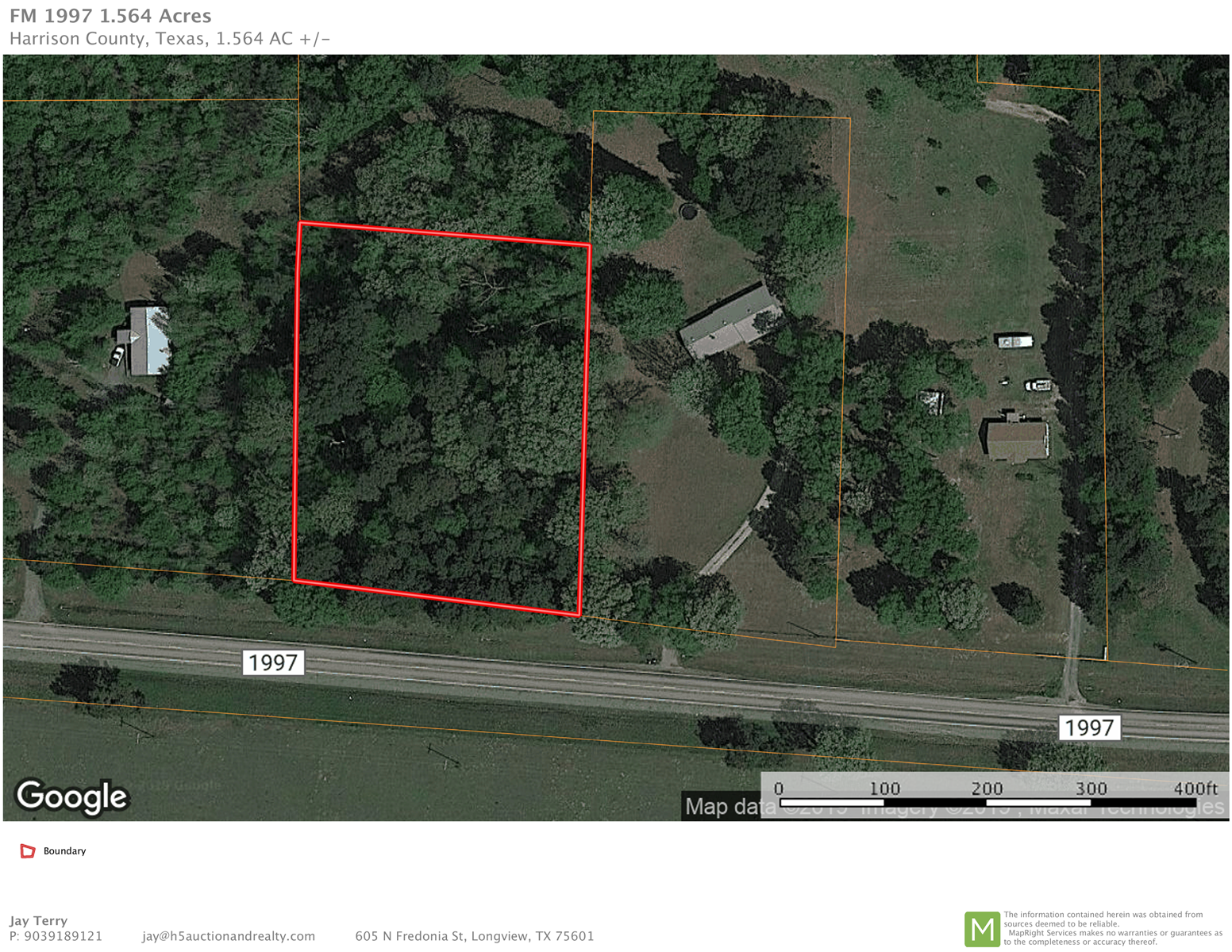 Lot For Sale Marshall TX 1.5 Acres Land To Build Home