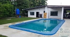 HOUSE NEAR THE BEACH FOR SALE IN CORONADO PANAMA