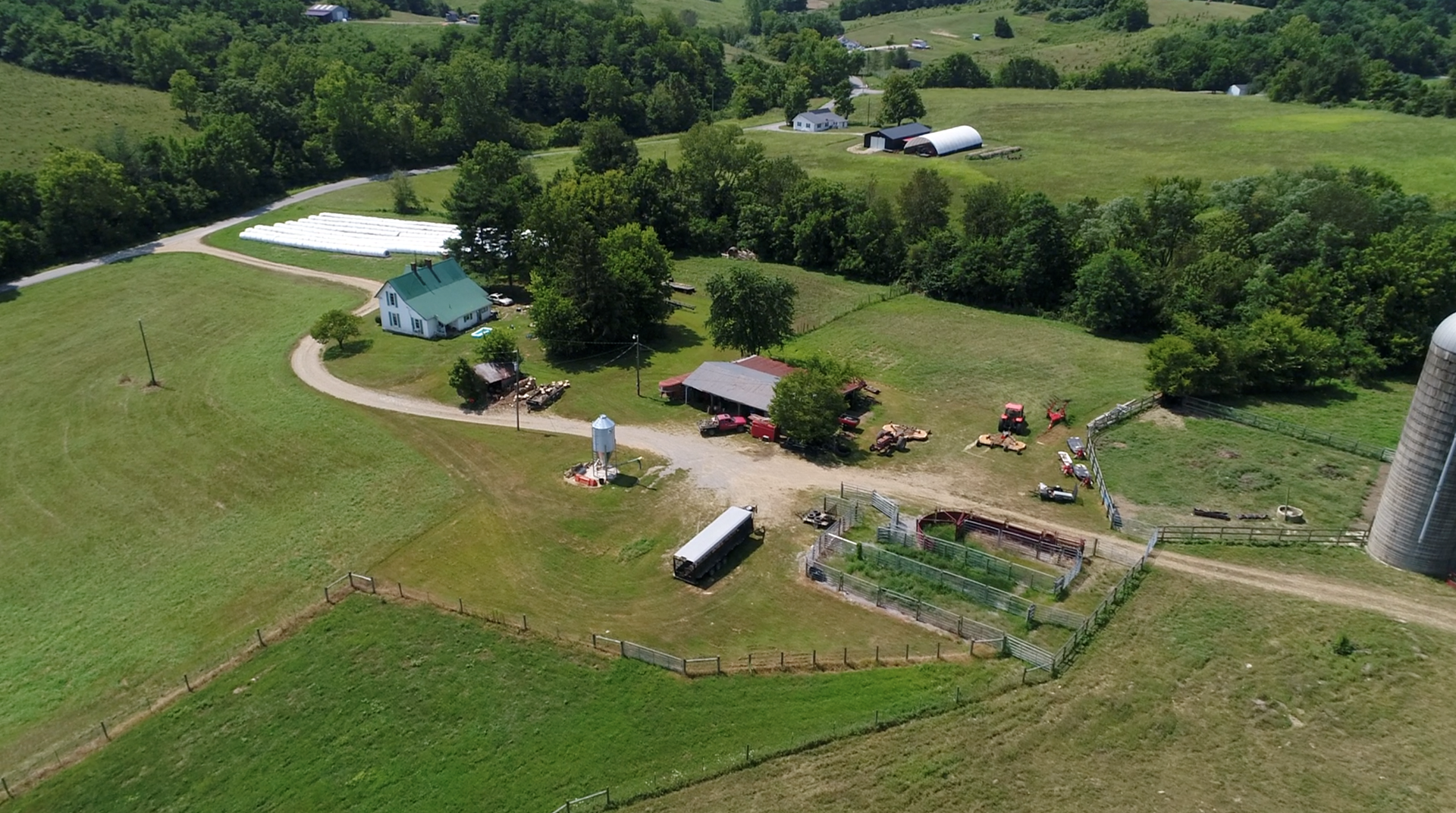 Cattle Farm Deluxe - Western Boyle County KY